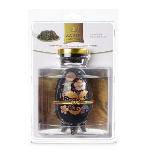 Faberge Style caviar gift pack