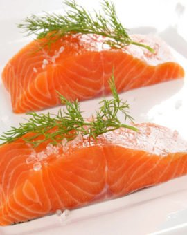 fresh whole salmon offers
