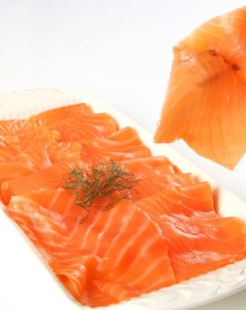 scottish smoked salmon uk